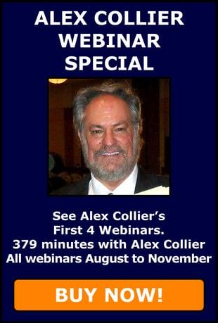 Alex Collier Webinar Special