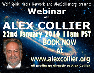 Alex Collier Webinar - 22 January 2016