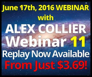 Alex Collier Webinar Replay - May 20, 2016