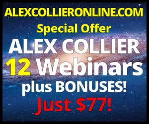 Alex Collier Online - 12 Webinar Replay - Special Offer + GREAT BONUSES!